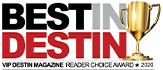 Best in Destin Destin Magazin Readers Choice Awards 2020