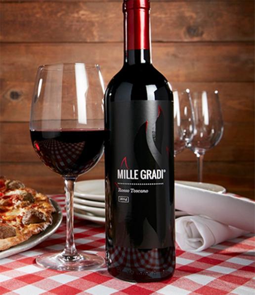 Mille Gradi Wine