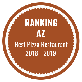 Ranking AZ Best Pizza Restaurant 2018-2019